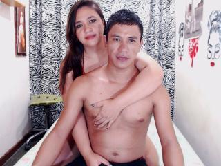 Voir le liveshow de  LatinSexyDuo de Xlovecam - 28 ans -