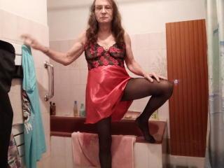 Hermeline shemale performer
